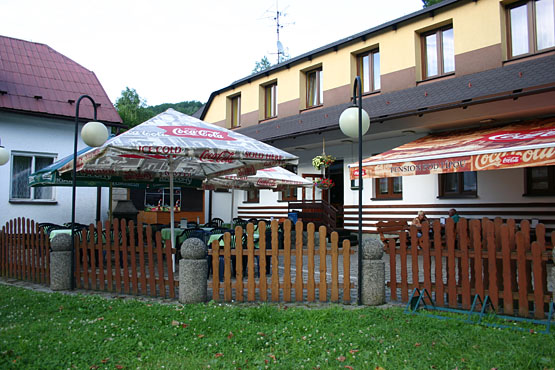 Restaurace Pension pod lípou Řeka